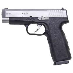 KAHR ARMS CT45 .45 ACP FS MATTE S/S SLIDE POLYMER FRAME