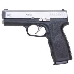 KAHR ARMS CT9 9MM FS MATTE S/S BLACK POLYMER