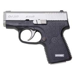 KAHR ARMS CW380 ACP FS MATTE S/S BLACK POLYMER