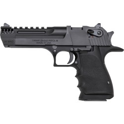 "DESERT EAGLE L5 SERIES .44 MAG 5"" BLACK W/MUZZLE BRAKE"