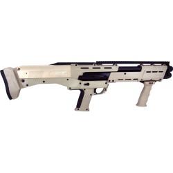 DP-12 12 GA DOUBLE BARREL PUMP SHOTGUN 16 RDS SPREADER CHOKES