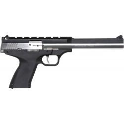 """EXCEL MP-5.7 PISTOL 5.7X28MM 9-SH 8.5"""" BBL ADJ SIGHTS SS/BLACK"""