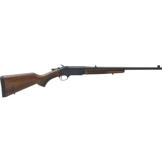 "HENRY SINGLE BARREL .45-70 GOV 22"" BLUED WALNUT"