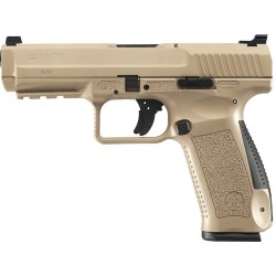 CI CANIK TP9SF 9MM FS 2-18RD MAGS FDE POLYMER