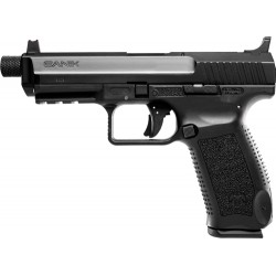 CI CANIK TP9SF 9MM FS 2-18RD MAGS TUNGSTEN/BLACK POLYMER