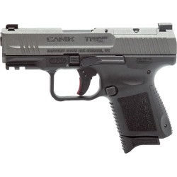 "CI CANIK TP9 ELITE SC 9MM 3.5"" 2-12RD MAG TUNGSTEN GREY"