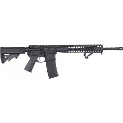"LWRC DI DIRECT IMPINGEMENT 5.56 NATO 16"" 30RD BLACK"