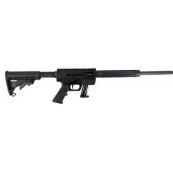 """JUST RIGHT CARBINES TAKEDOWN GEN 3 9MM 17"""" BARREL 17RD S&W M&P MAG BLACK"""