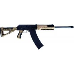 "KALASHNIKOV KS12T 12GA. 18.25"" 3"" 1-10RD MAG BLK/FDE M4 STOCK"