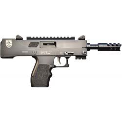 MPA DEFENDER 5.7X28MM SIDE- COCKER BLACK 20RD FN MAGAZINE
