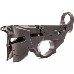 SHARPS BROS. OVERTHROW AR-15 STRIPPED LOWER BILLET ALUMINUM