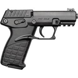 KEL-TEC P17 .22LR BLACK 17-SHOT W/3 MAGAZINES