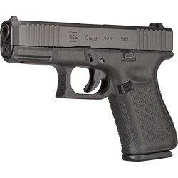 GLOCK 19 GEN5 9MM LUGER FS 10-SHOT BLACK