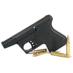HEIZER DEF. POCKET AR PORTED .223 REM BLACK MATTE