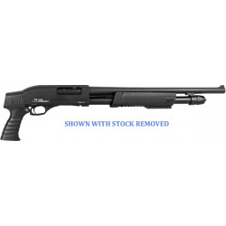 "IVER JOHNSON HOME DEFENSE SHOTGUN 12GA. 3"" 18"" CYLINDER 2-PC P-GRIP STOCK"