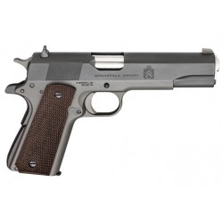 "SF 1911 .45ACP MIL-SPEC 5"" FS 7-SHOT PARKERIZED SYNTHETIC"