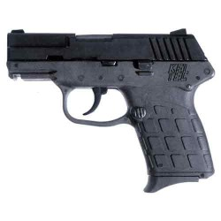 KEL-TEC PF9 9MM DA FS7RD BLUED/GRAY GRIP
