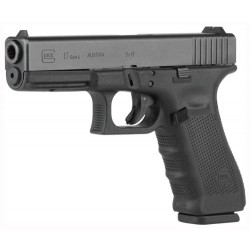 GLOCK 17 9MM GEN 4 FIXED SIGHTS 17-SHOT BLACK