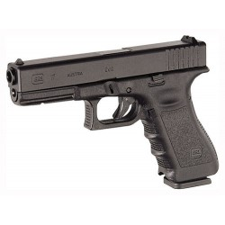 GLOCK 17 9MM LUGER FS 10-SHOT BLACK