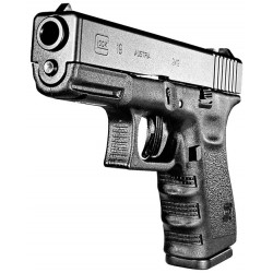 GLOCK 19 9MM LUGER FS 10-SHOT BLACK