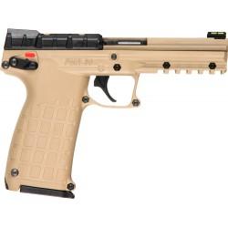 KEL-TEC PMR-30 .22 WMR TAN/BLACK30-SHOT FIBER OPTIC SIGHTS