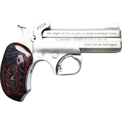 BOND ARMS PROTECT 2ND AMENDMENT .357/.38SPL. 4.25