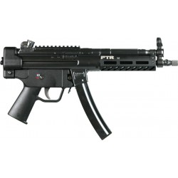 "PTR PTR-9CT PISTOL 9MM 8.86"" THREADED 30RD M-LOK BLK"