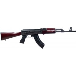CI VSKA RUSSIAN RED AK-47 7.62X39 CAL RED WOOD FURNITURE