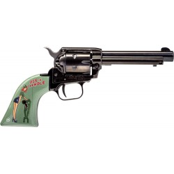 "HERITAGE .22LR 4.75"" FS BLUED PINUP ACE IN THE HOLE  (TALO)"