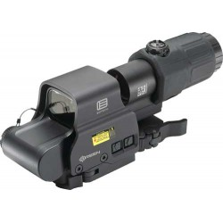 EOTECH HHS-GRN HOLOGRAPHIC SIGHT W/G33 MAGNIFIER