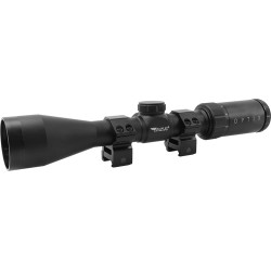 BSA OPTIX SERIES RIFLE SCOPE 3-9X40MM BDC-8 RETICLE BLACK