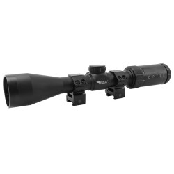 BSA OPTIX SERIES RIFLE SCOPE 4-12X40MM BDC-8 RETICLE BLACK