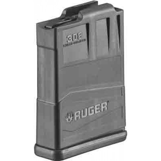 RUGER MAGAZINE AI-STYLE 10-ROUND .308 WINCHESTER POLYMER