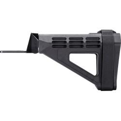 SB TACTICAL BRACE SBM47 BLACK FITS AK47/74 PISTOL