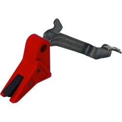 TRUE PRECISION G43 TRIGGER RED TRIGGER BLACK SAFETY