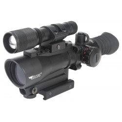 BSA TACTICAL WEAPON SIGHT W/ 650NM LASER AND LIGHT