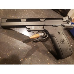 """USED SMITH & WESSON MODEL 22A - 22LR 5.5""""BBL"""