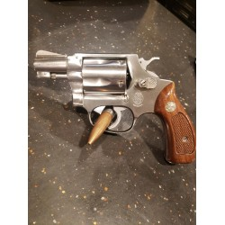 """USED SMITH & WESSON MODEL 60 - 38SPC 2""""BBL """"CHIEF's SPECIAL"""""""