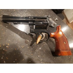 """USED SMITH & WESSON MODEL 18-4 22LR 4""""BBL"""
