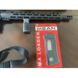 USED NEVER FIRED NYS COMPLIANT AR15 5.56NATO W/ EOTECH OPTIC, CASE, LOADER & FOREGRIP