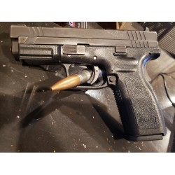 """USED SPRINGFIELD XD 9MM 3.75"""" PORTED BBL"""