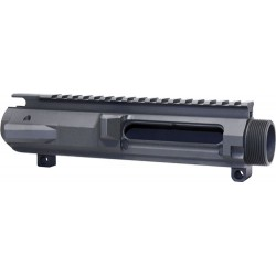 GUNTEC AR10 STRIPPED BILLET UPPER RECEIVER GEN 2 BLK